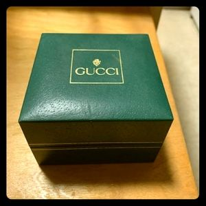 Vintage Gucci Watch (Early 1990s)